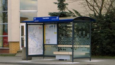 """Nowa wiata na przystanku """"Czwartaków 02"""""""