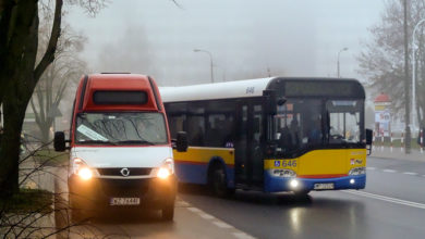Photo of Linia 115 dociera do Winiar