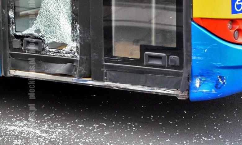 Photo of Kolizje z udziałem autobusów