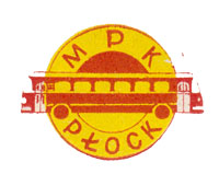 Logo MPK Płock z lat 60-tych