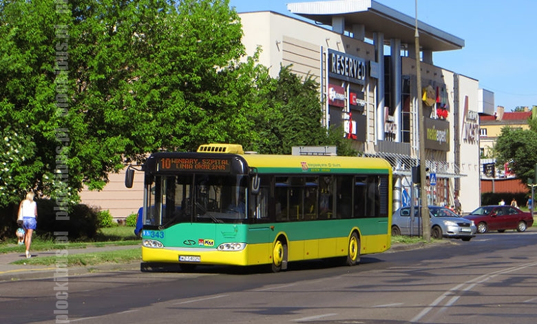 Photo of Zastępczy Solaris Urbino 12