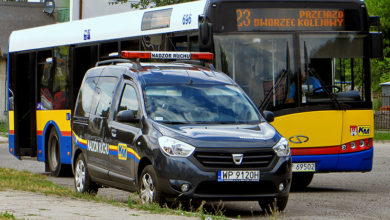 Nadzór ruchu - Dacia Dokker
