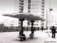 """Wiata typu """"Kalisz"""" w al. Kobylińskiego"""