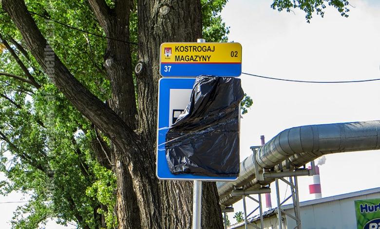 Photo of Nowe przystanki na Kostrogaju