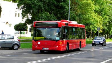 Scania z Mobilisu na linii 115