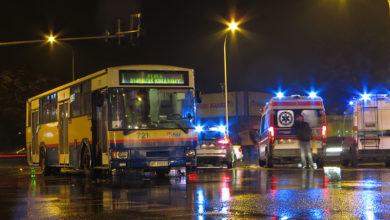 Photo of Wypadek i kolizja z udziałem autobusów