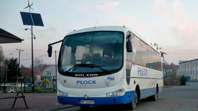 Photo of Turystyczny Irisbus na linii L1