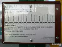 Rozkład jazdy na przystanku Jachowicza Bielska w kierunku szpitala