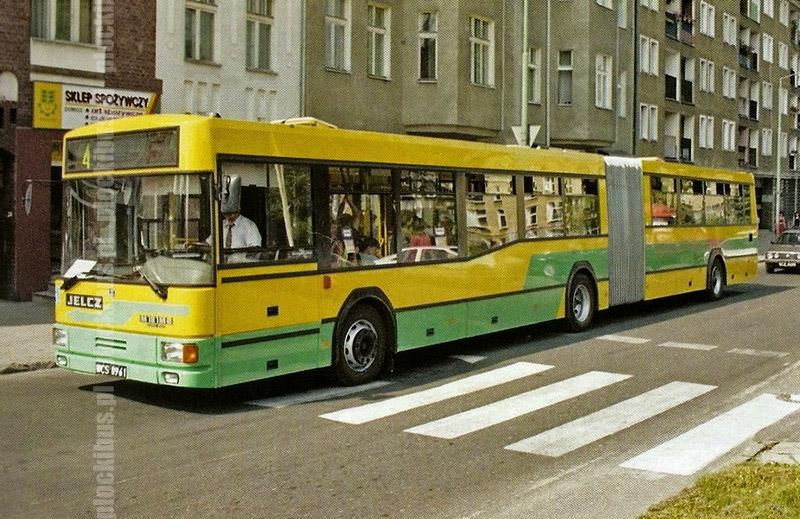 """Zdjęcie z książki """"Stragard Szczeciński - Historia komunikacji miejskiej""""."""