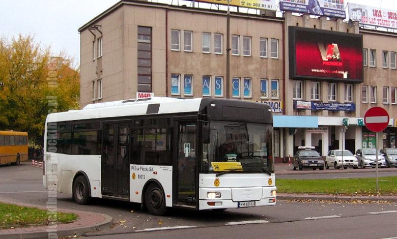 Photo of Gmina Słupno ogłosiła przetarg na komunikację gminną