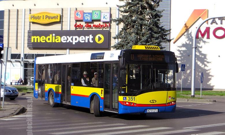 """Photo of """"Płocki"""" autobus zastępczy powrócił"""