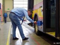 Zadanie polegające na znalezieniu usterek w autobusie