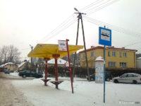 """Wiata typu """"Kalisz"""" w Dobrzykowie"""