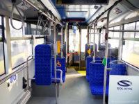 Wnętrze nowego Solarisa Urbino IV 12 #752