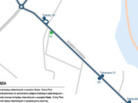 Planowany nowy przystanek przy ul. Dobrzykowskiej