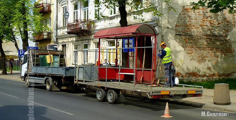 Photo of Ruszył demontaż starych wiat