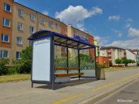 Nowa wiata na przystanku Podolszyce 01