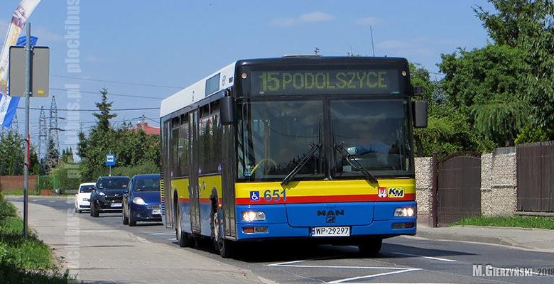 Photo of Nowe przystanki na linii 15