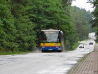Mercedes #668 na linii 130 w kierunku Szelig