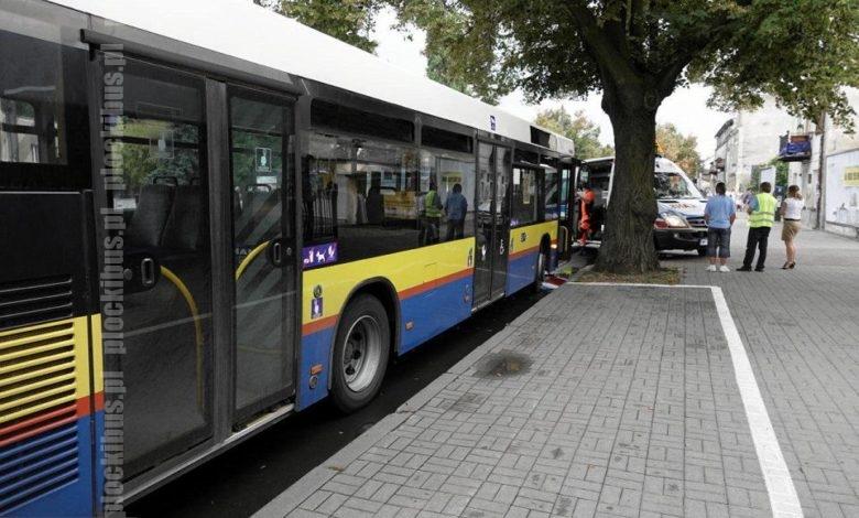 Photo of Dwie kolizje z udziałem autobusów