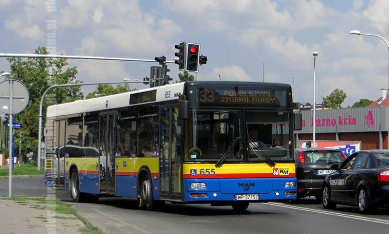Photo of Powrót linii 33 na stałą trasę