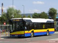 Solaris #753 pod fabryką