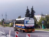 Solaris Urbino 12 #636 opuszcza zajezdnię