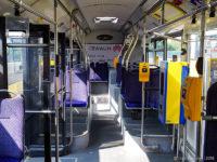 Wnętrze Solarisa Urbino 12 #636 - widok na tył