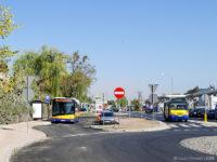 Przystanek Kostrogaj, zajezdnia 03 przesunięty pod biurowiec KM