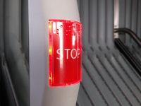 Przycisk STOP