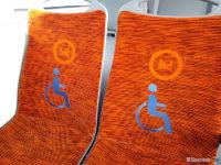 Nowa tapicerka w autobusach hybrydowych