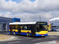 Solaris #639 w drodze na złomowisko