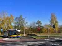 Solaris na linii 7 na nowej pętli Kostrogaj