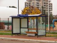 Nowa wiata na przystanku Stadion Miejski