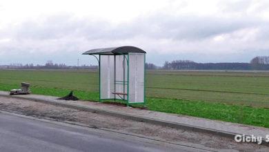 Photo of Nowe wiaty na trasie linii 110