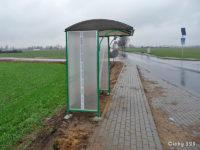 Nowa wiata w Bonisławiu
