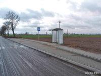 Nowa wiata w Łysakowie