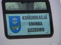 Oznakowanie busa komunikacji gminnej