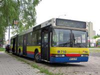 Autobus, w którym prowadzono szkolenie ankieterów