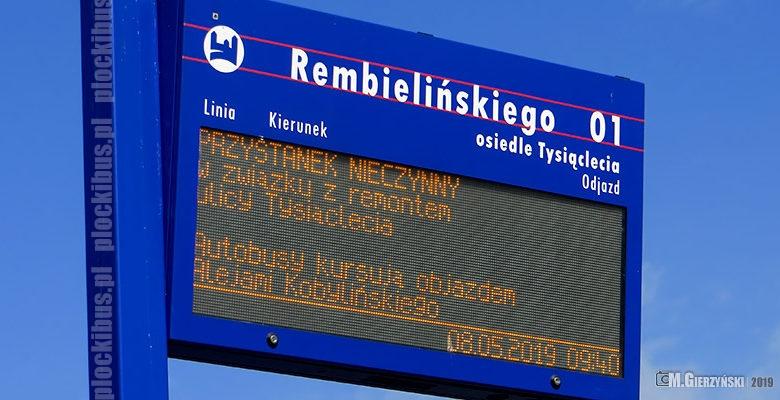 Photo of Remont ul. Tysiąclecia – objazdy