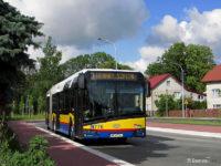 Solaris #776 na nowej pętli Borowiczki