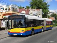 Przegubowy Solaris na linii x7