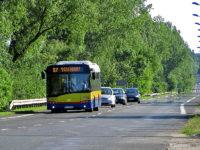 Linia zastępcza x7 na ul. Kolejowej
