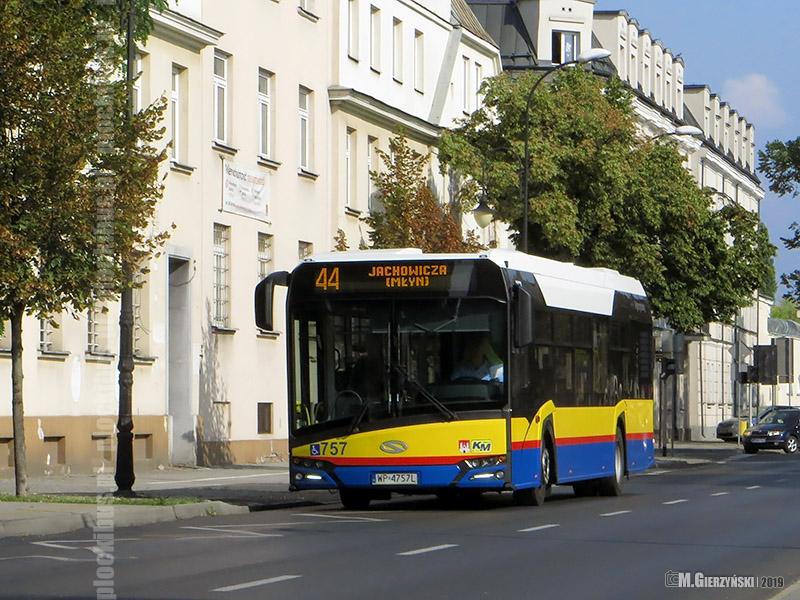 Linia 44 na ul. Sienkiewicza