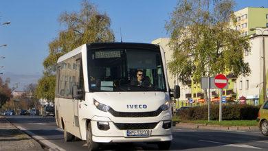 Photo of Linia P-4   Iveco Daily 70C Feniksbus (WPL 53233)