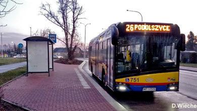 Photo of Linia 26 wydłużona do ul. Traktowej