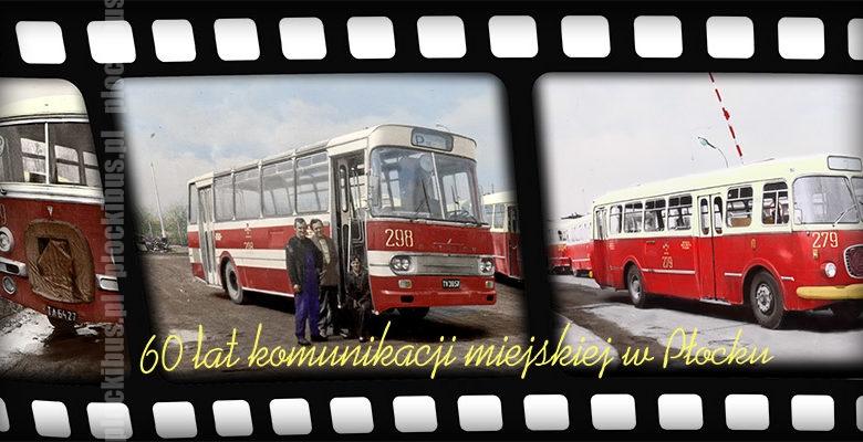 Photo of 60 lat komunikacji miejskiej w Płocku