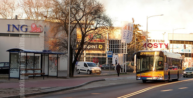 Photo of Nowy przystanek, powrót linii 0