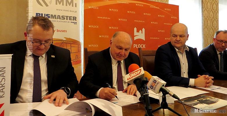 Photo of Podpisanie umowy na Karsany