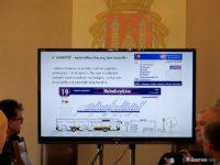 Prezentacja systemu informacji pasażerskiej w nowych autobusach